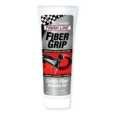 FINISH LINE F01750101 F-L FIBER GRIP CARBON ASSEMBLY GEL1.75oz