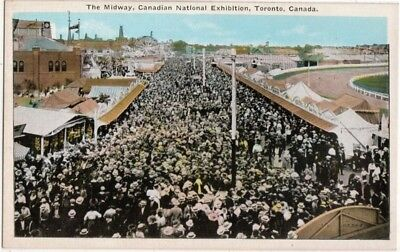 Toronto - Canadian National Exhibition - The Midway