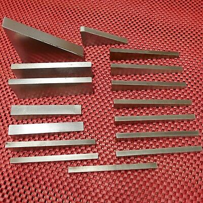 LARGE LOT of MACHINIST ANGLES gage blocks machinist toolmakers tools