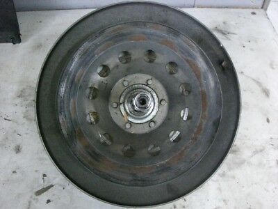 1987 Yamaha Inviter 300 DRIVEN CLUTCH With Brake Rotor 8F3 17660 01 00