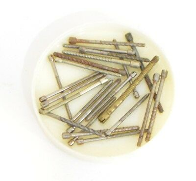 Good Lot with Antique / Vintage Pocket Watch screws for bows