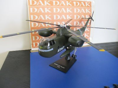 Die cast 1/72 Modellino Elicottero Helicopter Sikorsky CH37 Mojave USA