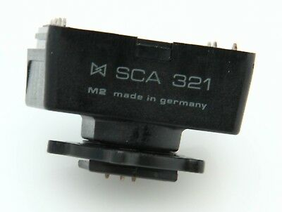 Metz Dedicated Module SCA321 Olympus Manual Focus cameras 368757
