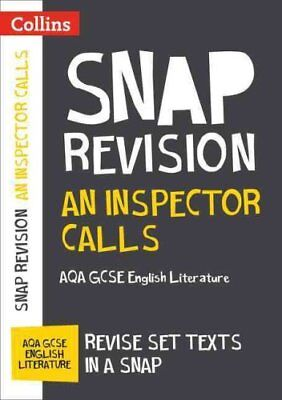 An Inspector Calls: AQA GCSE English Literature Text Guide (Collins Snap...