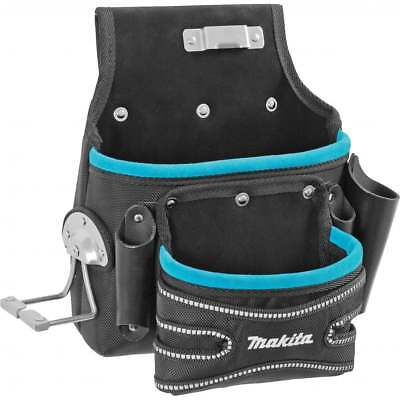 Makita Roofers Pouch P-71788 Tool Pouch With 2 Pouches + Hammer Loop