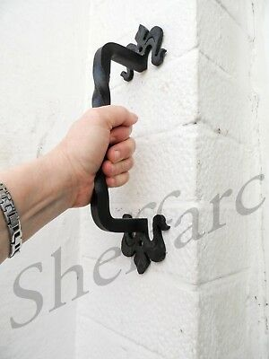 Mobility Grab Rail, grab handle, grab bar - Stair Elderly Handrail - outside