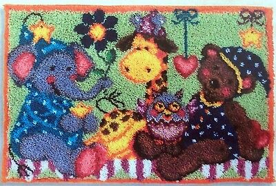 "Craftways  Latch Hook Rug  Kit  ""playland Rug"""