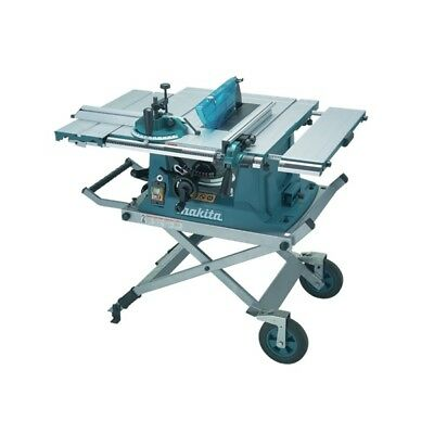 Makita MLT100X Table Saw 260mm With JM270003000 Stand 240v