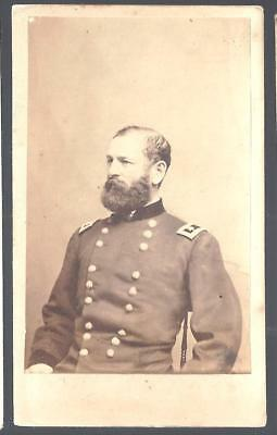 Anthony/Brady CDV of Union General Fitz-John Porter V Corps