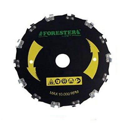 """Forester CUT-9 Chainsaw Tooth 9"""" Brush Blade"""