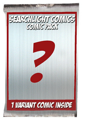 Variant Mystery Pack