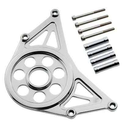 Joker Machine Pulley Cover Chrome For Indian Scout 30-800-3