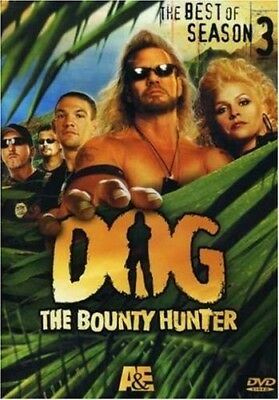 DOG THE BOUNTY HUNTER BEST OF SEASON 3 New Sealed DVD 8 Episodes