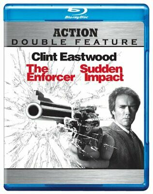 The Enforcer / Sudden Impact (Double Feature) [Blu-ray] NEW!