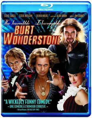 The Incredible Burt Wonderstone (Blu-ray + DVD Combo) NEW!