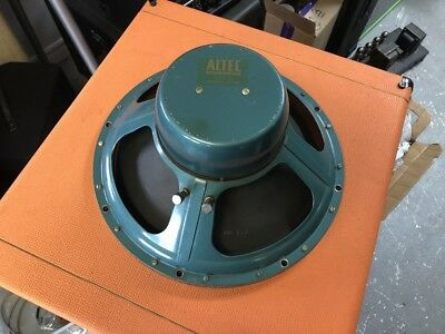 "Vintage Altec Lansing 803B 15"" Hifi Speaker woofer amazing original condition!"