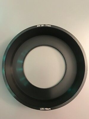 LEE Filters SW150 Mark II Lens Adapter for Lenses with 77mm Filter Threads