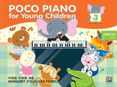 Poco Piano for Young Children Book Three by Ying Ying Ng 9789834304843