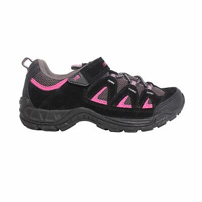 Karrimor Kids Summit Childs Walking Shoes Non Waterproof Elasticated Laces