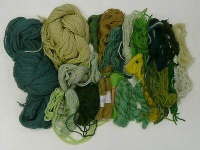 Large Lot Of Tapestry Wool For Needlepoint Cross Stitch Or Embroidery
