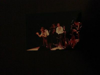MONKEES  Original Real Photo 1989 July 29 Philadelphia Davy Micky Peter