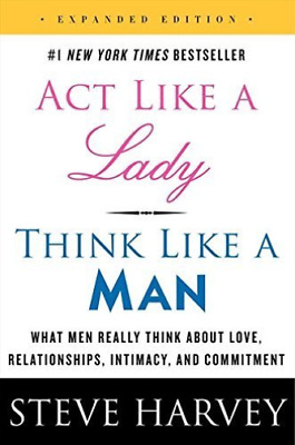 Act Like A Lady Think Lik Pb  BOOK NEW