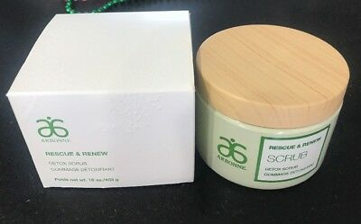 Arbonne Rescue and Renew Detox Scrub