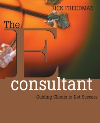 The EConsultant: Guiding Clients to Net Success  BOOK NEW
