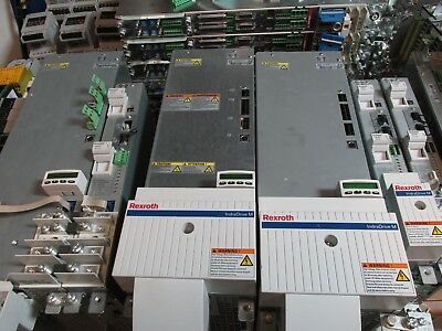 Bosch Rexroth Hmv01.1E-W0030-A-07-Nnnn Power Supply Drive Hmv011E