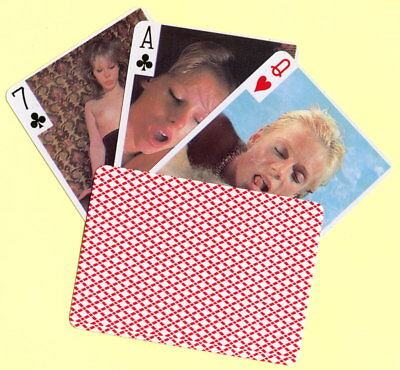 Spielkarten playing cards Pin-Up adult Nude Erotic Sexy erotik Spain  E 8.75a va
