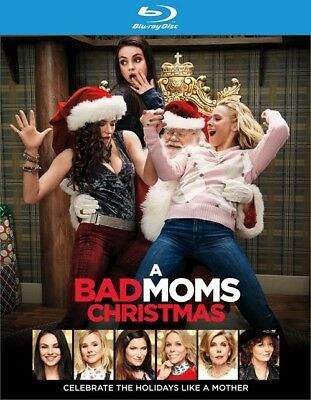 A Bad Moms Christmas (Blu-ray Disc ONLY, 2018)