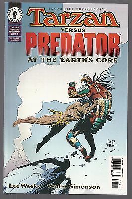 Tarzan vs. Predator at the Earth's Core #3 1994, Dark Horse Comics, ghx