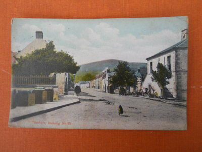 Vintage Postcard, Tinahely, County Wicklow
