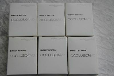 6 x Edelweiss Direct System OCCLUSION VD
