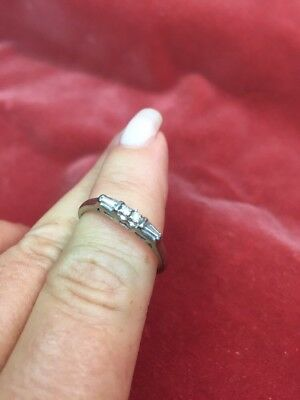 18 Kt White Gold Diamond Band By Jabel