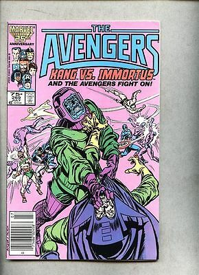 Avengers #269-1986 fn Roger Stern John Buscema The Once and Future Kang