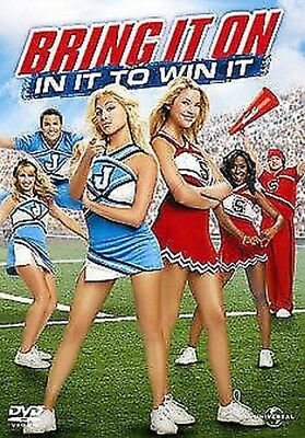 Bring It On - IN ESSO to Win It DVD NUOVO DVD (8252426)
