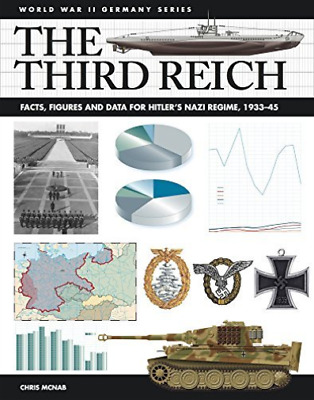 Chris Mcnab-Wwii Germany: Third Reich  BOOK NEW