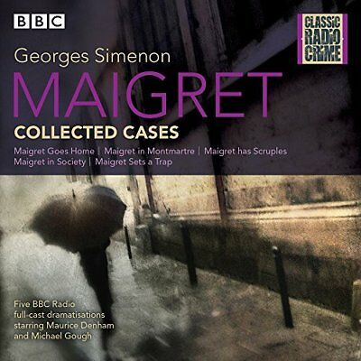 Simenon,georges-Maigret: Collected Cases (Cd)  Cd New