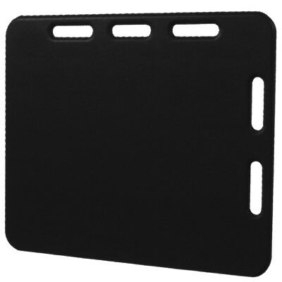 "KANE Sorting Panel 2 Way 30""x36"" Black Light Weight Durable Livestock Trucking"
