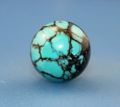 18*18 mm Antique Dzi turquoise old Bead from Tibet **Free shipping**