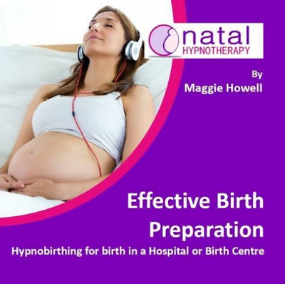 Howell, Maggie-Effective Birth Preparation  CD NEW
