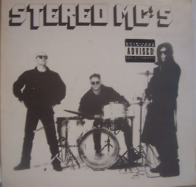 "STEREO MC's ~ Lost In Music ~ 12"" Single PS"