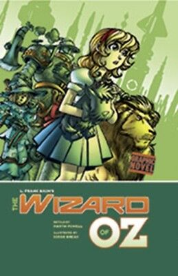 The Wizard of Oz (Graphic Revolve) (Paperback), Baum, L. F., 9781...