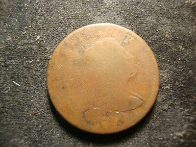 1794 Dated 4 shows Liberty Cap Large Cent  Decent Look UTH