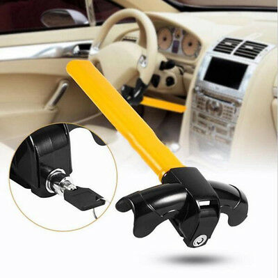 Car Steering Wheel Anti-theft Lock Security Rotary Steering Security Device Tool