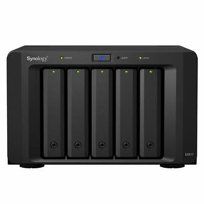 Synology DX517/30TB-RED -  DX517 30TB (5 x 6TB WD RED HDD)