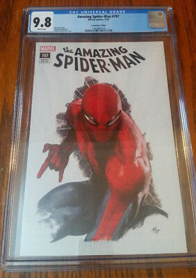 Amazing Spider-Man #797 Fan Expo Dell'otto Exclusive Variant Cgc 9.8
