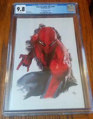 Amazing Spider-Man #797 Fan Expo Dell'otto Exclusive Virgin Variant Cgc 9.8