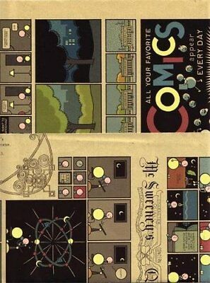 McSweeney's Quarterly Concern vol #13 Hardcover Chris Ware 978-1932416084